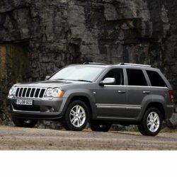 Jeep Grand Cherokee (2005-2010) autó izzó