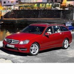 Autó izzók bi-xenon fényszóróval szerelt Mercedes C Kombi (2010-2014)-hoz
