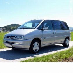 Autó izzók halogén izzóval szerelt Citroen Evasion (1994-2002)-hoz