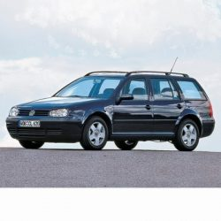 For Volkswagen Golf IV Variant (1999-2006) with Halogen Lamps