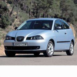 Autó izzók két halogén izzóval szerelt Seat Ibiza (2002-2008)-hoz