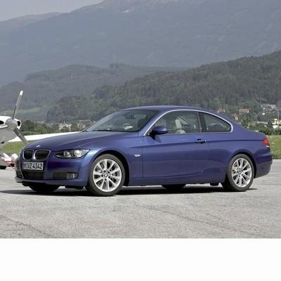 BMW 3 Coupe (E92) 2006 autó izzó