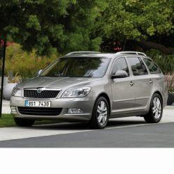 Autó izzók xenon izzóval szerelt Skoda Octavia Kombi (2008-2013)-hoz