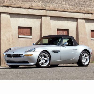 Autó izzók xenon izzóval szerelt BMW Z8 (2000-2003)-hoz