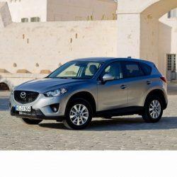 Autó izzók a 2012 utáni bixenon fényszóróval szerelt Mazda CX-5-höz