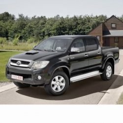 Toyota Hilux (2005-2015) autó izzó