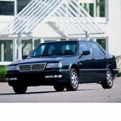 Lancia Thema (1984-1994) autó izzó