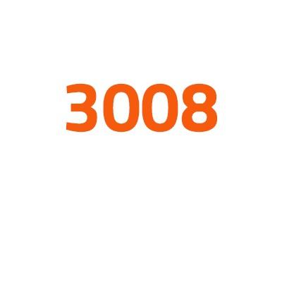 Peugeot 3008 autó izzó