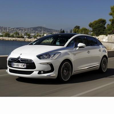 Autó izzók bi-xenon fényszóróval szerelt Citroen DS5 (2014-2015)-hoz