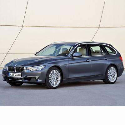 Autó izzók halogén izzóval szerelt BMW 3 Kombi (2012-2015)-hoz