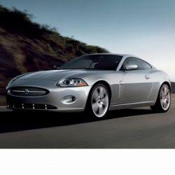 Autó izzók a 2006 utáni bi-xenon fényszóróval szerelt Jaguar XK-hoz