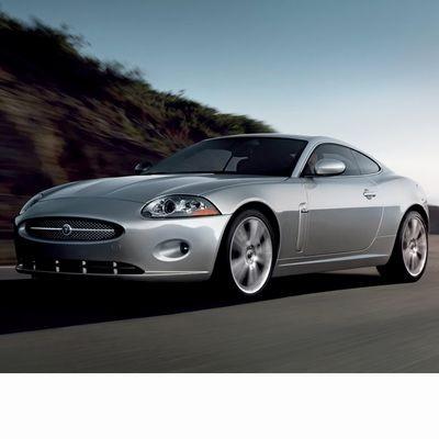 Autó izzók bi-xenon fényszóróval szerelt Jaguar XK (2006-2014)-hoz