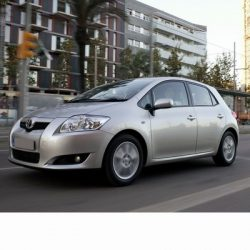 Autó izzók halogén izzóval szerelt Toyota Auris (2007-2009)-hoz