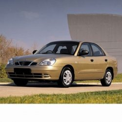 For Daewoo Nubira (1997-2003) with Halogen Lamps