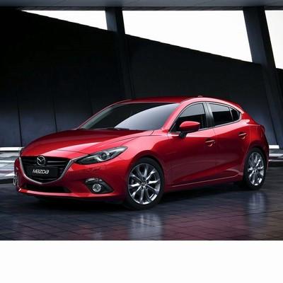 Autó izzók bi-xenon fényszóróval szerelt Mazda 3 (2013-2016)-hoz
