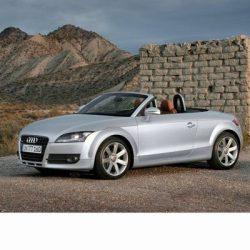Autó izzók halogén izzóval szerelt Audi TT Roadster (2007-2014)-hez