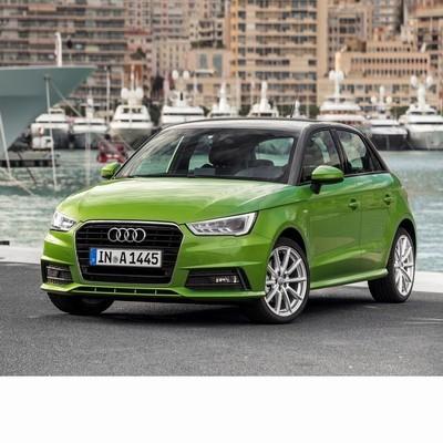Autó izzók a 2015 utáni halogén izzóval szerelt Audi A1 Sportback-hez