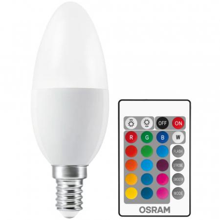 távirányítós LED