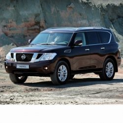 Autó izzók a 2010 utáni xenon izzóval szerelt Nissan Patrol-hoz
