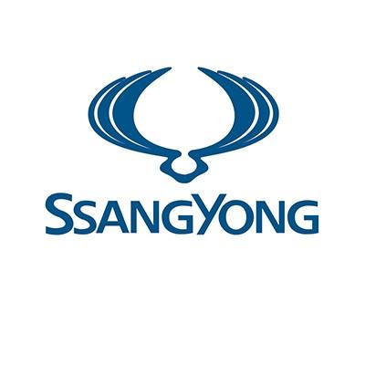 Ssangyong autó izzó