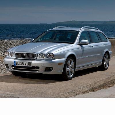 Autó izzók halogén izzóval szerelt Jaguar X-Type Kombi (2003-2009)-hoz