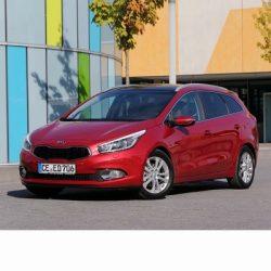 Autó izzók a 2012 utáni xenon izzóval szerelt Kia Cee'd Kombi-hoz