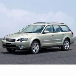 Subaru Outback (2003-2009) autó izzó
