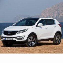 Autó izzók halogén izzóval szerelt Kia Sportage (2010-2015)-hez