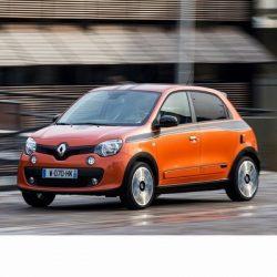 Renault Twingo (2014-) autó izzó