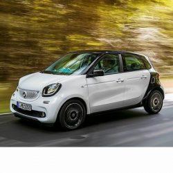 Smart Forfour (2014-) autó izzó