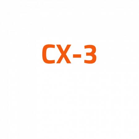 Mazda CX-3 autó izzó
