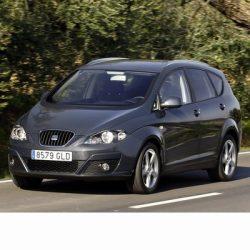 Autó izzók a 2009 utáni halogén izzóval szerelt Seat Altea XL-hez