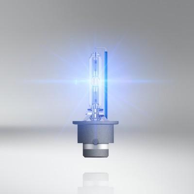 Magas színhőmérsékletű D4S Xenon