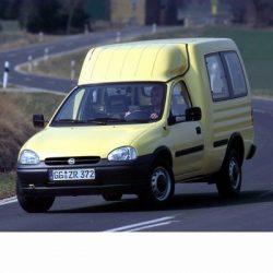Opel Combo (1994-2001) autó izzó