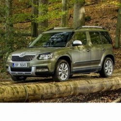 For Skoda Yeti after 2014 with Halogen Lamps