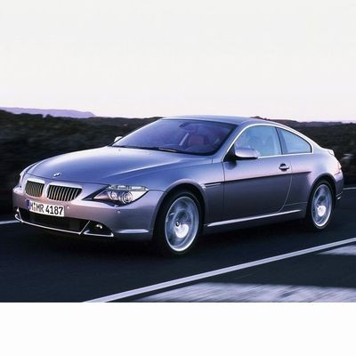 BMW 6 (E63) 2004 autó izzó