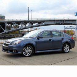 Autó izzók xenon izzóval szerelt Subaru Legacy (2009-2014)-hoz
