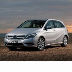 Autó izzók a 2011 utáni halogén izzóval szerelt Mercedes B-hez