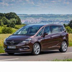 Autó izzók a 2016 utáni halogén izzóval szerelt Opel Zafira C-hez