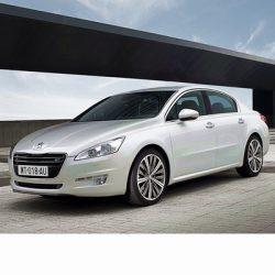 Autó izzók a 2010 utáni bi-xenon fényszóróval szerelt Peugeot 508-hoz