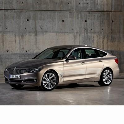 BMW 3 GT (F34) 2013 autó izzó