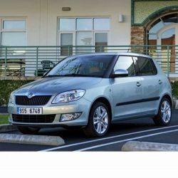 Autó izzók halogén izzóval szerelt Skoda Fabia (2007-2014)-hoz
