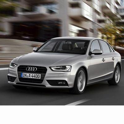Audi A4 (8K2) 2013 autó izzó