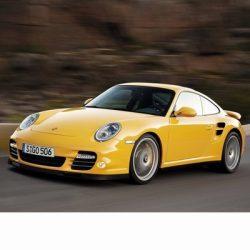 Autó izzók bi-xenon fényszóróval szerelt Porsche 911 (2008-2012)-hez