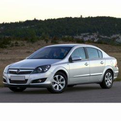 Autó izzók bi-xenon fényszóróval szerelt Opel Astra H Sedan (2006-2010)-hoz