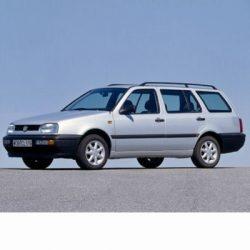 Volkswagen Golf III Variant (1993-1999) autó izzó