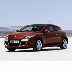 Autó izzók a 2008 utáni halogén izzóval szerelt Renault Megane Coupe-hoz
