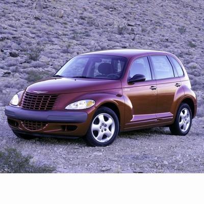 Autó izzók halogén izzóval szerelt Chrysler PT Cruiser (2000-2010)-höz