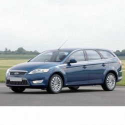 For Ford Mondeo Kombi (2007-2014) with Halogen Lamps