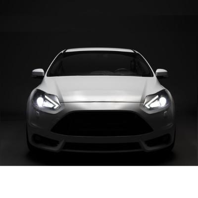 Osram Ford Focus 3 Xenarc fényszóró lámpa halogén lámpatest helyére